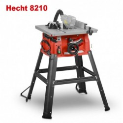 HECHT 8210 Scie sur table...